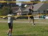 Nick swings